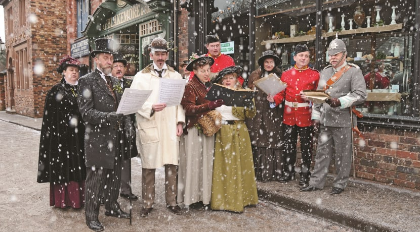 Enjoy a Victorian Christmas weekend