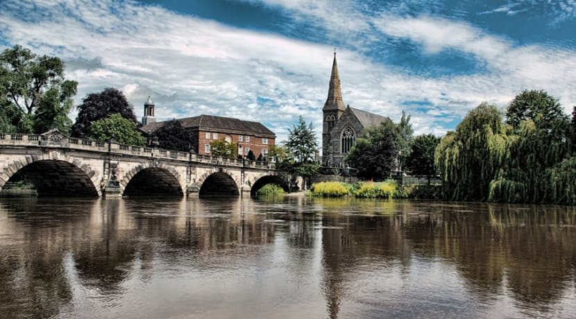 Shrewsbury attains highest food hygiene rating in the West Midlands