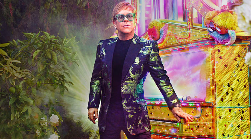 Elton John adds extra Birmingham show to Farewell Yellow Brick Road tour