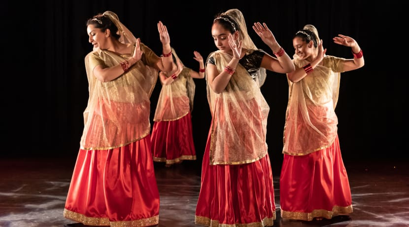 Exhibition exploring the story of Indian dance on show at Wolverhampton Art Gallery