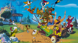 Cartoons brought to life with Castle Fine Art's exclusive Hanna-Barbera collection