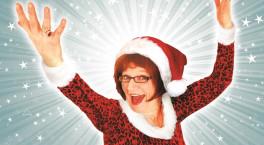 Barbara Nice takes annual Christmas Cracker shindig online this Friday