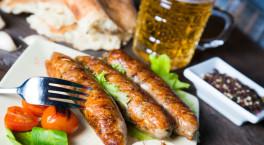 Sausages and cider aplenty in Worcester