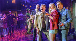 Casting announced for Blood Brothers at Birmingham Hippodrome