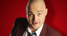 Al Murray and Seann Walsh announced for Just The Tonic live stream