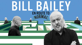 Bill Bailey brings new live show En Route To Normal to Birmingham in 2021