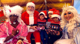 Pantomime characters to deliver festive cheer to homes in Bilston and Wolverhampton