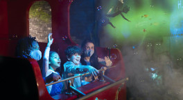 Alton Towers reveals first look images of Gangsta Granny The Ride