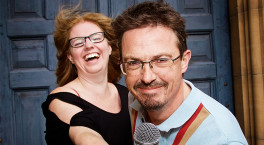 Virtual Comedy Night raises lots of laughs and pounds for poverty charity