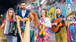 Newhampton Arts Centre to host Folk at the Horizons outdoor music festival