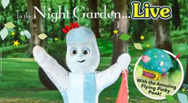 In The Night Garden... Live