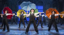 Singin' In The Rain lands at Birmingham Hippodrome in 2022