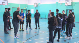 City of Birmingham Rockets joins forces with academy in Perry Barr