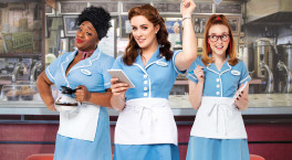 Casting announced for Waitress at Wolverhampton Grand