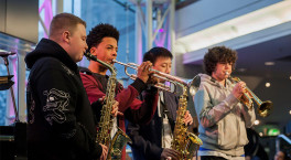 Town Hall Symphony Hall announces return of Jazzlines Summer School and new jazz festival