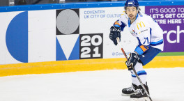 Ice hockey team Coventry Blaze partners with Coventry 2021