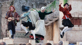 Theatre Severn reveal plans for open-air theatre season at Shrewsbury Castle