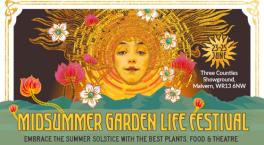 Midsummer Garden Life Festival
