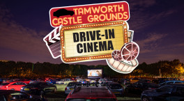 Drive-in movies return to the Tamworth Castle Grounds