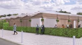 Digbeth Dining Club launch new street food venue Herbert's Yard