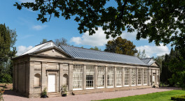 The Orangery Ingestre reopen with art exhibition