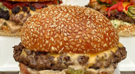 Seasonal Markets' Burger Fest to take place at Aston Hall this summer