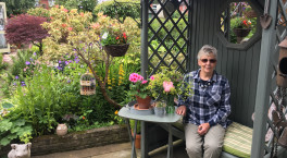 Newcastle's gardening competition moves online
