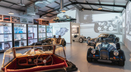 All-new interactive museum experience opens at Morgan Experience Centre