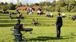Warwickshire 'summer of culture' line-up of outdoor events announced
