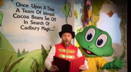 Cadbury World launches Parent & Toddler pass and storytime with Freddo the Frog