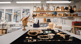 Royal Shakespeare Company reveals new costume workshop