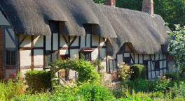 Anne Hathaway's Cottage and Shakespeare's New Place to reopen this month