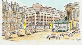 Dates and vendors announced for Birmingham's Summer in the Square