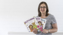 Therapeutic children's book highly commended by British Medical Association