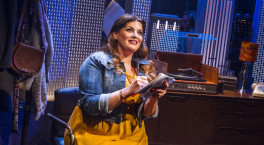 Jodie Prenger to star in Andrew Lloyd Webber's Tell Me On A Sunday at Malvern Theatres