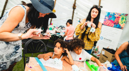 RSC releases full programme of outdoor family events for summer