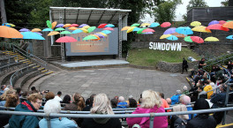 Moulin Rouge, Trainspotting and more announced for MAC's outdoor Sundown Cinema