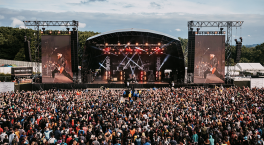 10,000 rock and metal fans enjoy Download Festival test pilot event