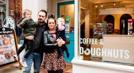 Planet Doughnut on the rise...