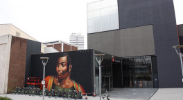 Latest In Paint We Trust street art revealed at Belgrade Theatre