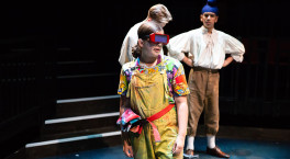 RSC young company creates performance inspired by Much Ado About Nothing
