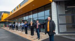 Doors open to second half of new Wolverhampton Railway Station