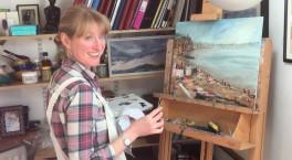 Artists' studios open over bank holiday weekend
