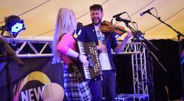 Folk Festival hailed a success for Newhampton Arts Centre