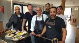 First Foodie Awards cook-off judged by celebrity chef Glynn Purnell