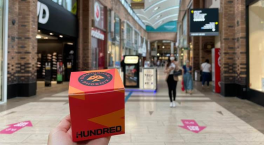 The search is on across Birmingham and Solihull to find hidden tickets to The Hundred