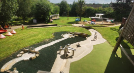 A summer of fun at Sycamore Adventure Play