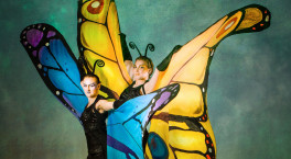 Arrow Valley Country Park welcomes back street theatre