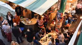 Late Night events to return to Shrewsbury Market Hall