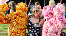 Flower Show organisers bring colour to Shrewsbury this August